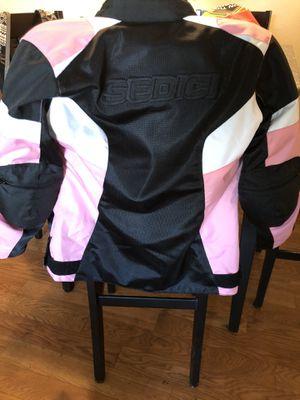 Sedici Women's Motorcycle Jacket for Sale in El Cajon, CA