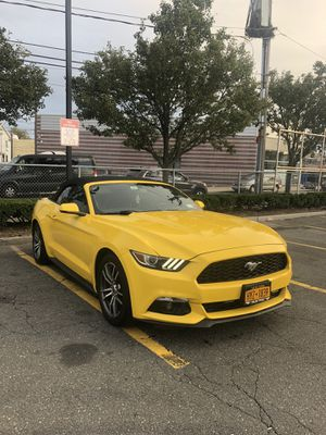 2017 Mustang Premium Ecoboost Convertible for Sale in Brooklyn, NY
