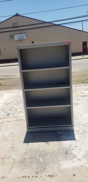 used METAL SHELVES FOR SALE!!!!....each for Sale in Houston, TX