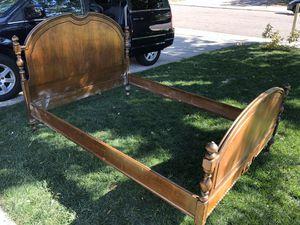 Full bed frame for Sale in Colorado Springs, CO
