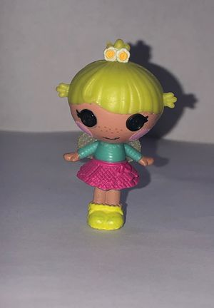 Tiny Lalaloopsy Figure for Sale in Palmdale, CA