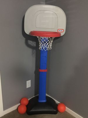 Little Tikes Toddler basketball set for Sale in Seattle, WA