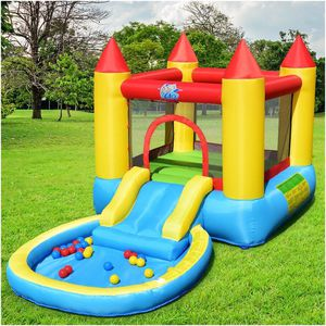 NEW Kids Inflatable Bounce House Castle with Balls Pool & Bag Outdoor Games. Pool Kids for Sale in Virginia Beach, VA