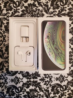 IPHONE XS256GB for Sale in Fresno, CA