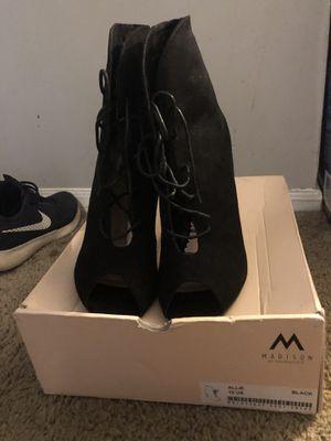 Madison heels Size 10/ never worn for Sale in Atlanta, GA