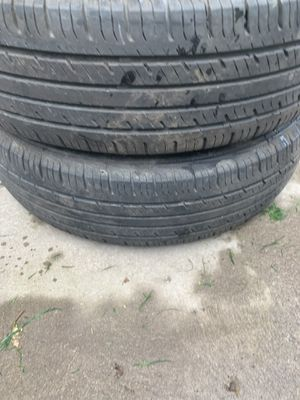 Ironman 175/70/14 tires (2) for Sale in Cleveland Heights, OH