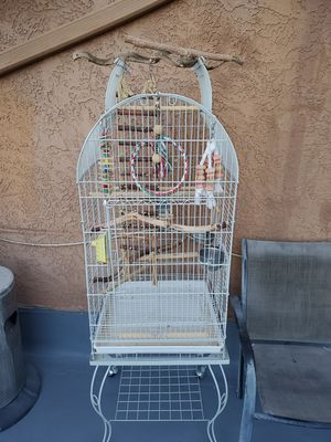 Bird cage like new for Sale in Las Vegas, NV