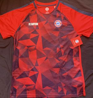 FC Bayern Munchen Warm up Jersey size M for Sale in Antioch, CA