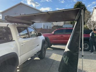Overland Awning With Sidewall for Sale in Kent,  WA