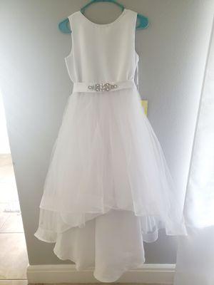 Flower Girls dress size 16, Wedding dress for Sale in St. Cloud, FL
