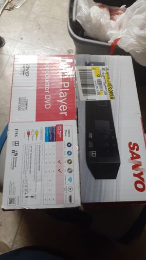 DVD player for Sale in Glendale, AZ