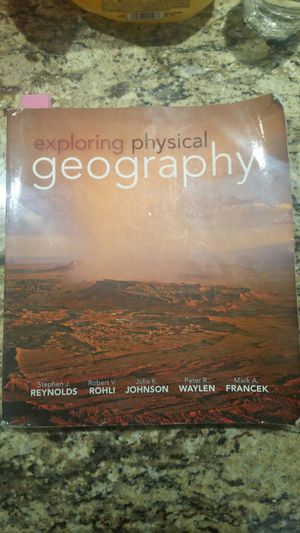 Exploring Physical Geography for Sale in US