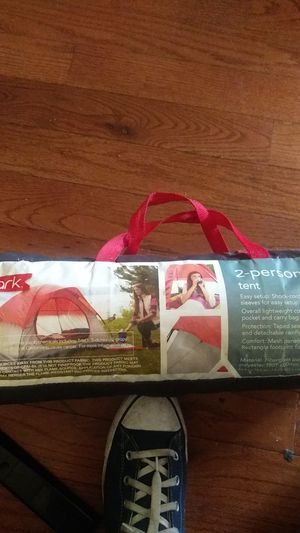 Embark 2 person Camping Tent for Sale in Philadelphia, PA