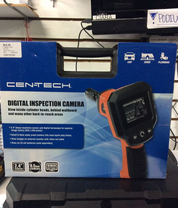 Cen-Tech Digital Inspection Camera
