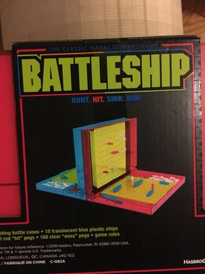 Battleship board game for Sale in Nashville, TN