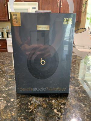 Studio Beats 3 Wireless for Sale in Moreno Valley, CA