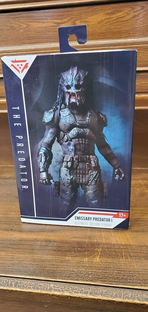 Predator and Sub Zero Action Figures Up for Trade for Sale in National City, CA