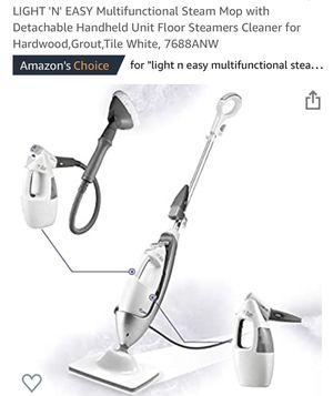 Light n easy multifunctional steam Mop for Sale in Alpharetta, GA