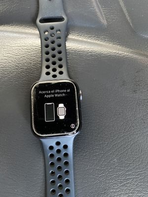 """Apple Watch Nike series 5 44"""" good Conditions for Sale in Los Angeles, CA"""