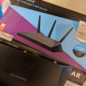 Netgear AC1900 Nighthawk Wireless Router for Sale in Surprise, AZ
