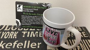 Royal Live love shop 14 Oz mug for Sale in Dublin, OH