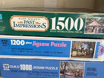 Puzzles for Sale in Wheeling,  IL