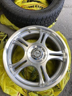 "17"" Wheels and Snow tires for Sale in Seattle, WA"