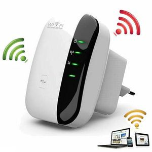 Wireless-N Wifi Repeater 802.11n/b/g Network Wi Fi Routers 300Mbps Range Expander Signal Booster for Sale in Richfield, OH