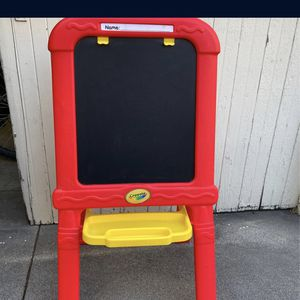 Kids Chalk And Crayon Board for Sale in Pomona, CA