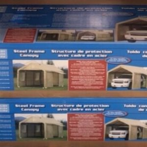 Costco Completely Sealed Box Canopy Includes All Sides for Sale in La Mesa, CA