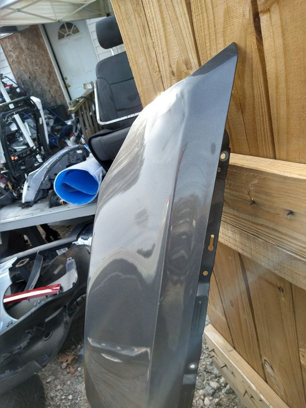 Driver side Mustang fender 2010 to 2014 OEM Part