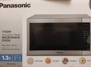 Panasonic Stainless Steel Microwave Oven for Sale in Kent, OH