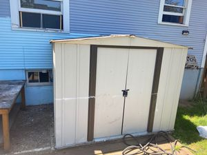 Aluminum Shed by Arrow for Sale in Portland, OR