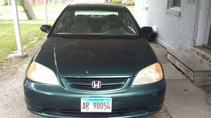 01 Honda Civic 5 speed for Sale in Taylor, MO