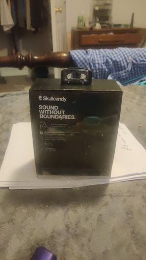 Skullcandy push earbuds for Sale in Atlanta, GA