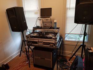 Full DJ equipment for Sale in Philadelphia, PA