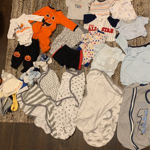 Baby Lot Clothes for Sale in Zephyrhills, FL