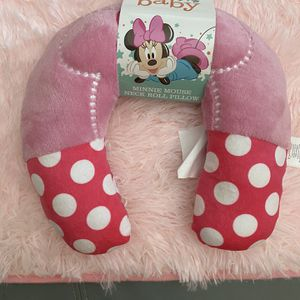 Minnie Mouse Neck Roll Pillow for Sale in Dallas, TX