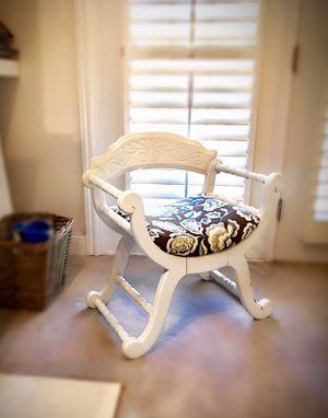 Antique solid wood Venetian chair for Sale in Atlanta, GA