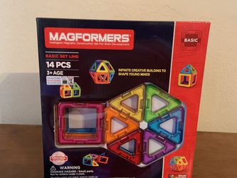 MagFormers Basic Set Line for Sale in Waxahachie,  TX