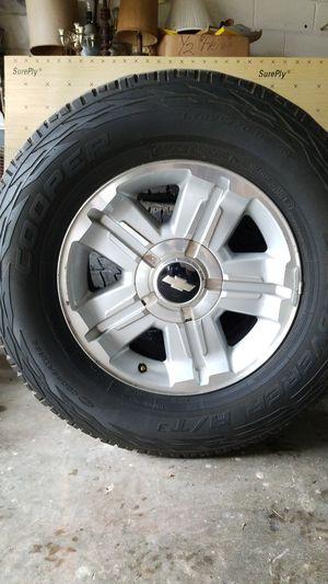Silverado Wheels for Sale in Monroe, NC