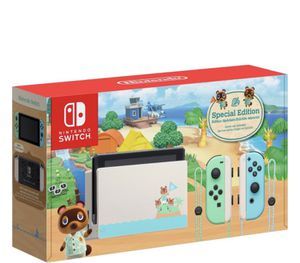 Animal Crossing Nintendo Switch With Mario 3D for Sale in Miami, FL