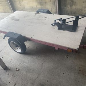 Motorcycle Trailer for Sale in Downey, CA