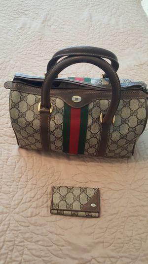 Gucci bag& Key fob for Sale in Magnolia, TX