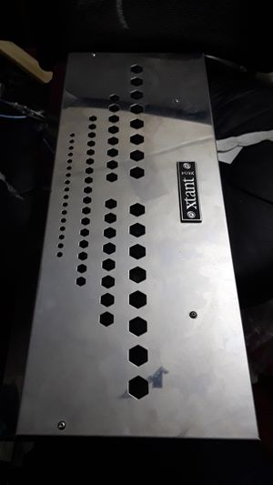 Extant x604 4 channel amplifier... for Sale in San Francisco, CA
