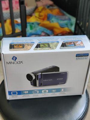 Minolta MN50HD 1080p camcorder for Sale in Orlando, FL