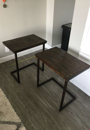 Two Laptop Tables for Sale in Marina del Rey, CA
