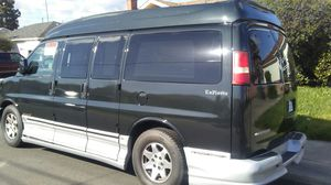 04 chevy van express limited. Se super clean low miles wont last for Sale in San Leandro, CA