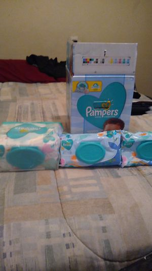 WIPES, made by pamper company for Sale in St. Louis, MO