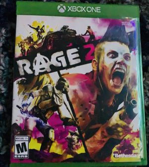 Rage 2 - Xbox one for Sale in Los Angeles, CA